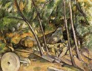 Paul Cezanne The Mill oil painting picture wholesale