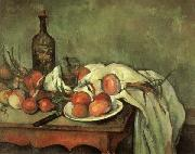 Paul Cezanne Nature morte aux oignons oil painting picture wholesale