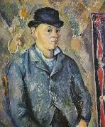 Paul Cezanne Portrait of the Artist's Son,Paul oil painting picture wholesale