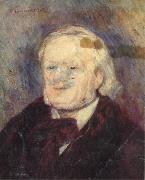 Pierre Renoir Richard Wagner January 15 oil painting picture wholesale