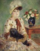 Pierre Renoir Madame Hagen oil painting picture wholesale