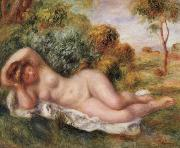Pierre Renoir Reclining Nude(The Baker) oil painting picture wholesale