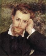 Pierre Renoir Eugene Murer oil painting picture wholesale