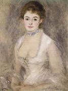 Pierre Renoir Madame Henriette Henriot oil painting picture wholesale