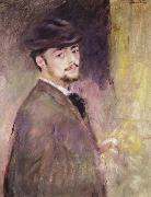 Pierre Renoir Self-Portrait at the Age of Thirty-five oil painting picture wholesale