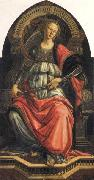 Sandro Botticelli Fortitude oil painting picture wholesale