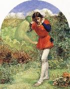 Sir John Everett Millais Ferdinand Lured by Ariel oil painting picture wholesale