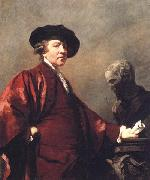 Sir Joshua Reynolds Portrait of the Artist oil painting picture wholesale