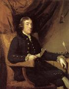 Sir Joshua Reynolds Portrait of James Bourdieu oil painting picture wholesale