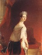 Thomas Sully Queen Victoria oil painting picture wholesale