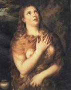 Titian St Mary Magdalene oil painting picture wholesale