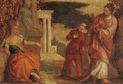 VERONESE (Paolo Caliari) Veronese oil painting picture wholesale