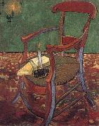 Vincent Van Gogh Gauguin's Chair Germany oil painting reproduction