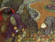 Vincent Van Gogh Ladies of Arles oil painting on canvas