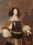 unknow artist Portrait of gisberto pio di savoia,Three-quarter length standing oil painting picture wholesale