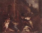 unknow artist The massacre of the innocents oil painting picture wholesale