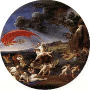 Albani Francesco Allegory of Water,from The Four Elements oil