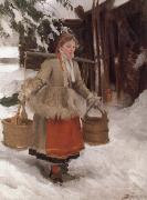 Anders Zorn Unknow work 101 oil painting picture wholesale