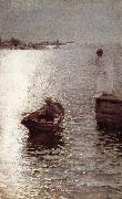 Anders Zorn Summer vacation a study oil painting picture wholesale