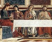 Andrea del Castagno Last Supper (detail) oil painting picture wholesale