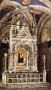 Andrea di Orcagna Tabernacle oil painting