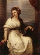 Angelica Kauffmann Self-Portrait oil painting picture wholesale