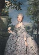 Anton Raphael Mengs Maria Luisa of Parma oil painting picture wholesale