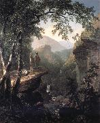 Asher Brown Durand Kindred Spirits oil painting picture wholesale