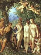 BALEN, Hendrick van The Judgement of Paris oil painting artist