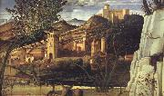 BELLINI, Giovanni Details of St.Francis in the desert oil painting picture wholesale