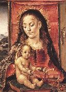BERRUGUETE, Pedro Virgin and Child oil painting picture wholesale