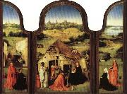 BOSCH, Hieronymus Triptych of the Epiphany oil painting picture wholesale
