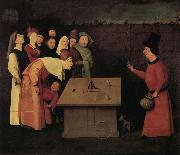 BOSCH, Hieronymus The Conjurer oil painting picture wholesale