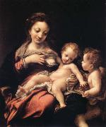 Correggio Madonna del Latte oil painting picture wholesale