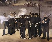 Edouard Manet The Execution of Maximilian oil painting picture wholesale