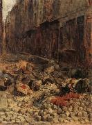 Ernest Meissonier Remembrance of Barricades in June 1848 oil painting picture wholesale