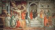 Fra Filippo Lippi The Mission of St Stephen oil painting picture wholesale