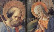 Fra Filippo Lippi Details of  The Adoration of the Infant jesus oil painting picture wholesale