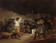 Francisco Goya The Third of May 1808 oil