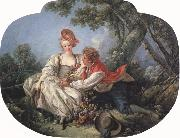 Francois Boucher Autumn oil painting picture wholesale