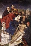 GOES, Hugo van der The Lamentation of Christ oil painting picture wholesale