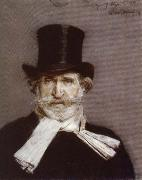 Giovanni Boldini Portrait of Giuseppe Verdi oil painting picture wholesale