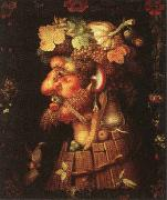 Giuseppe Arcimboldo Autumn oil painting picture wholesale