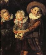 Guido da Siena Details of  The Group of Children oil painting picture wholesale
