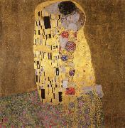 Gustav Klimt The Kiss oil painting picture wholesale