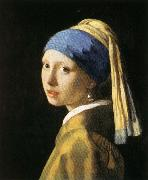 Jan Vermeer Head of a Young Woman oil painting picture wholesale