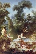 Jean-Honore Fragonard The Progress of love oil painting picture wholesale