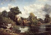 John Constable The White horse oil painting picture wholesale