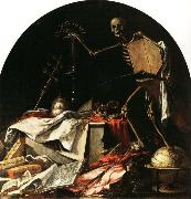Juan de Valdes Leal Allegory of Death oil painting picture wholesale