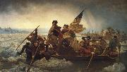 Leutze, Emmanuel Gottlieb Washington Crossing the Delaware oil painting picture wholesale